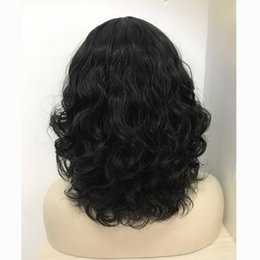 European Virgin Hair Unprocess Hair Slight Wave Jewish Wig Silk Top Kosher Wig Best Sheitels Free Shipping