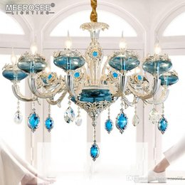 $enCountryForm.capitalKeyWord NZ - New Design Crystal Chandelier Lighting Fixture Hanging Luminaires Lamp for Restaurant Kitchen Foyer Dining room Lustres Light