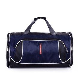 a28b2e9740 GYKZ Hot Outdoor Portable Travel Shoulder Bag For Women and Men Large  Capacity Sport Gym Handbag Nylon Fitness Duffle Bag HY174