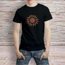 $enCountryForm.capitalKeyWord Canada - New 2018 Hot Summer Casual T Shirt Printing Crew Neck Men Alice In Chains Logo Rock Short Short T Shirts