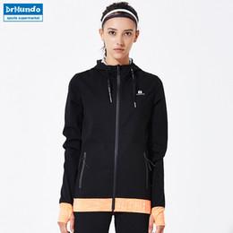 $enCountryForm.capitalKeyWord Canada - Women Hot Sweat Running Sets Tracksuit Fitness Hoodies+Pants Yoga Sets Sportswear Cycling Training Jogging Gym Sport Suit