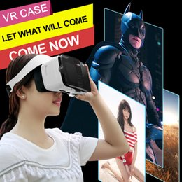 3d vr glasses online shopping - 2018 new arrival hot sale Multicolor Best Gift D VR glass case Box for mobile phone