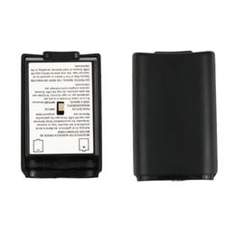 Alta qualidade bateria capa shell escudo caso kit para xbox 360 controlador sem fio reparação parte em Promoção