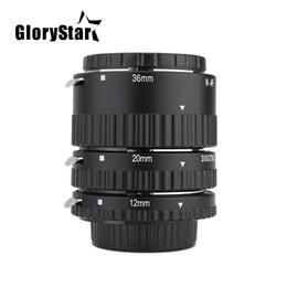 Wholesale MK-N-AF1-B Auto Focus Macro Extension Tube Ring for Nikon D7100 D7000 D5100 D5300 D3100 D800 D600 D300s D300 D90 D80 mk n af1 b