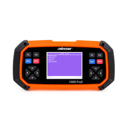 Chinese  OBDSTAR X300 PRO3 Key Master OBDII Key Programmer Odometer Correction Full Configuration Diagnostic Tools Update Online manufacturers