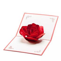 discount handmade new year cards valentines day birthday card korea creative 3d handmade small card
