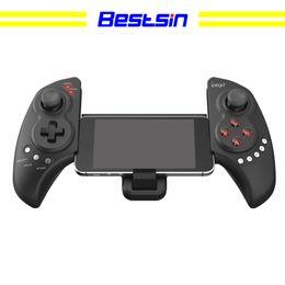 Discount wireless gamepad game controller android - Bestsin Game Controller PG-9023 Wireless Bluetooth Gamepad Gaming Controllers For Android Cell Phone iPad iPhone PC TV M