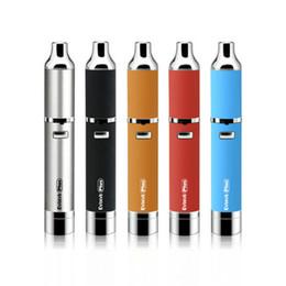 Yocan Evolve Plus Kit воск травяной испаритель 1100mAh обновленный vape pen сухой травы испарители Pen двойной кварц катушки e cigs сигареты TZ800 на Распродаже