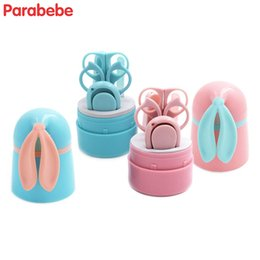 China 5 Pcs Set Baby Nail Care For Newborn Super Cute Kids Care Kit Baby Nail Trimmer Children Clipper Infant Tools Boy Girl supplier child care suppliers