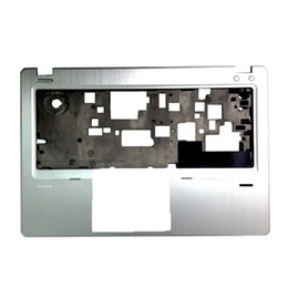 "Hp 14 Laptop NZ - 14""Laptop Shell For HP EliteBook Folio 9470M 9480M Palmrest Upper Case Top Cover Silver 748353-001 748352-001 6070B0638203"