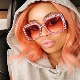 no.1 sun 2018 - ROSANNA Luxury Cat Eye Sunglasses Women Italy Brand Designer Diamond Sun glasses Ladies Vintage Oversized Shades Female