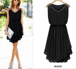 $enCountryForm.capitalKeyWord Canada - 2016 Hot Selling New Fashion Women Summer Dress Casual Solid Dresses O-neck Knee-length Sexy Charming DRESS