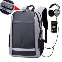 Cheap Black Laptop Australia - Fashion female laptop business bag cheap backpacks double color travel backpack men shoulder backpack double zipper backpacks