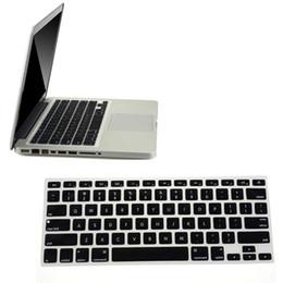 $enCountryForm.capitalKeyWord Australia - Hot sale Keyboard Cover Silicone Keyboard Skin Cover For Macbook Pro Air Mac Retina 13.3 laptop accessories For xiaomi hp