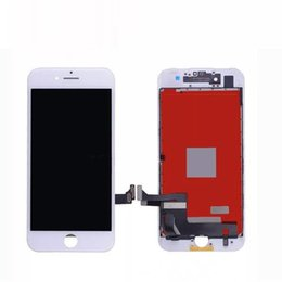 lcd screen resolutions Australia - FULCLOUD for iPhone 8 display screen assembly Resolution 1920x1080 Capacitive Screen LCD Screen Panels Cell Phone Touch Panels