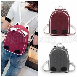7920b66058c Discount sweet backpacks for girls - WOMEN ear design backpack Sweet Girl  Mini Shoulder Bag Cute