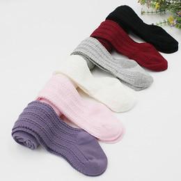 $enCountryForm.capitalKeyWord UK - Newborm Baby Leggings Baby Tights Toddler Infant Kids Girls Tights Cotton Warm Pantyhose kids Child Girl hosiery Baby Stockings