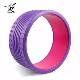 $enCountryForm.capitalKeyWord NZ - Yoga Wheel Eva Massage Roller Strongest Most Comfortable Massage Prop Wheel Perfect Circle For Fitness