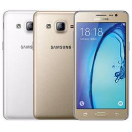 SamSung galaxy dual Sim phoneS online shopping - Refurbished Original Samsung Galaxy On5 G5500 Dual SIM inch Quad Core GB RAM GB ROM MP G LTE Android Smart Phone Free DHL