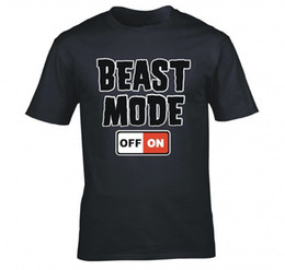 "$enCountryForm.capitalKeyWord UK - 2018 Hot Sale Super Fashion O-Neck T Shirt Men Beast Mode ""Switch"" T Shirt New Tee Shirt For Men O-Neck Tops Male"