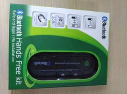 $enCountryForm.capitalKeyWord Canada - Bluetooth Handsfree Car Kit Wireless Bluetooth Speaker Phone MP3 Music Player Sun Visor Clip Speakerphone with Car Charger