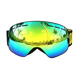 $enCountryForm.capitalKeyWord NZ - 2017 COPOZZ Spherical Sunglasses Ski Goggles Men Women Double UV Anti-fog Skiing Snowboard Goggles Cocker Myopia Professional
