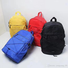 Back pack outdoor online shopping - 2017 Best Luxury Backpack Travel Bags Mans Women Backpacks Authentic Quality Back School Outdoor Sports Packs