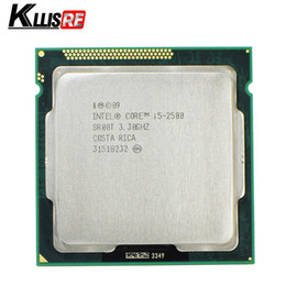 Intel I5 Canada - Intel i5 2500 Processor 3.3GHz 6MB L3 Cache Quad-Core TDP:95W LGA1155 Desktop CPU