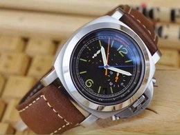 Fornitore della fabbrica NUOVI Orologi di lusso 526 REGATTA 47mm 1950 00526 Ltd Ed argento automatico orologio da uomo in Offerta