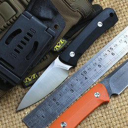Discount tactical gear - LOVOCOO Nettle fixed blade knife D2 steel G10 handle outdoor gear hunting survival camping Hiking Tactical Combat knives