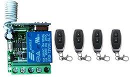 $enCountryForm.capitalKeyWord Australia - DC 12V 1CH Wireless Remote Control Switch relay Receiver Module+RF Transmitter 433 Mhz Remote Controls Can delay off 20 seconds