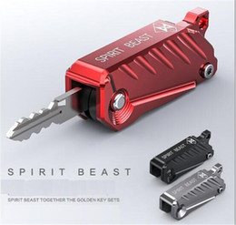 Discount moto key - SPIRIT BEAST Motorcycle Key Cover BJ150 300 BN600 Decorator Motorbike Keychain TNT150 Accessories Moto Styling Without K