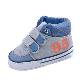$enCountryForm.capitalKeyWord Australia - baby Toddler shoes Baby Boys Canvas Anti-slip Infant Soft Sole First Walkers Toddler Shoes