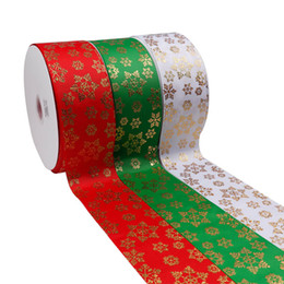Новый оптовый бутик Grosgrain печать ленты мода дизайн Бронзированием печать ленты DIY Луки аксессуары свадьба украшения