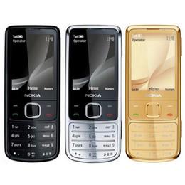 76a648ebe95 Reacondicionado Original Nokia 6700 Classic 6700C Desbloqueado Barra de  teléfono 2.2 pulgadas Pantalla 5MP Cámara Bluetooth 3G Teléfono celular  Gratis ...