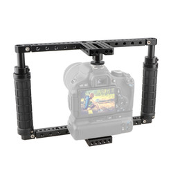 Discount camera hot shoe adapter CAMVATE Adjustable Cage with QR Hot Shoe Adapter (Battery Grip) Item Code: C1808