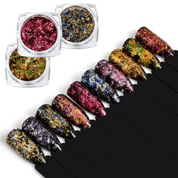 $enCountryForm.capitalKeyWord NZ - Mtssii 1 Box Nail Glitter Aluminum Foils Flakes Colorful Irregular Nail Art Powders Manicure Sequins Chrome Pigment DIY Salon