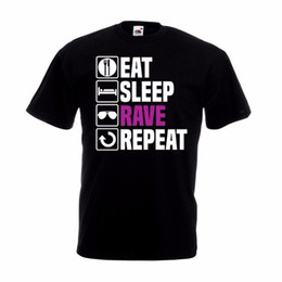 $enCountryForm.capitalKeyWord UK - Eat Sleep Rave T-Shirt Music Dance Ibiza Summer Birthday Christmas Gift Top Fashion Men And Woman T Shirt Free Shipping