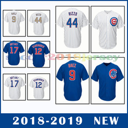 4f870a8b9e3 ... shopping chicago cubs 9 javier baez 44 anthony rizzo 17 kris bryant  very popular cool base