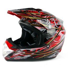 Discount moto professional - Free Shipping Motocross Helmet Off Road Professional ATV Cross Helmets MTB DH Racing Motorcycle Helmet Dirt Bike Capacet