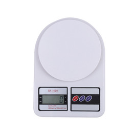 X Display Kitchens Australia - Wholesale 40pcs High Precision 10KG x 1G Home Kitchen LCD Display Digital Electronic Balance Scale Household Scales Balance