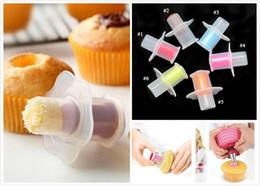 $enCountryForm.capitalKeyWord Australia - Creative DIY Cake Muffin Cupcake Filler Core Snacks Baking Decoration Mold Pastry Decorating Tool Make Sandwich Hole Filler