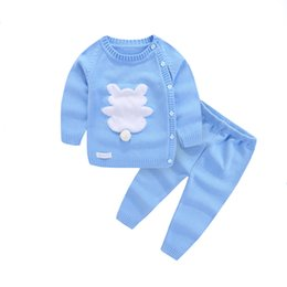 $enCountryForm.capitalKeyWord UK - autumn winter baby girls clothing sets toddler children cartoon sweater clothes suit newborn cute 2018 new clothing set