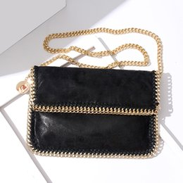 best brand ladies bag UK - Top Brand Design Women Crossbody Bags Chain Small Ladies Shoulder bag Clutch Bag bolsa feminina Luxury Evening Bags Best Quality