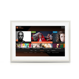 network player Canada - New arrival 10inch 10.1inch 10.4inch cloud network digital photo frame support touch interactive app controlled Wifi lcd advertising player