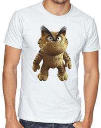 $enCountryForm.capitalKeyWord NZ - The Bad Cat Sero Cartoon Animation Film Comic Strip Men Women Unisex T-shirt 699