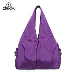 $enCountryForm.capitalKeyWord NZ - Female handbag brand design shoulder bags good quality Waterproof Nylon Cool Casual Women Tote bag bolsa feminina Z347