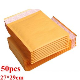 Wholesale Bubble Cushioning Wrap Cushioning Wrap kraft Paper Envelopes Air Mail Bags Packing Bubble Cushioning Padded Bubble Cushioned mm mm