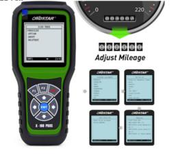 OdOmeter prOgrammer hOnda online shopping - OBDStar x100 pro Auto Key Programmer X100 PROS C D E IMMO Odometer OBD x100 pros with eeprom Odometer correction tool