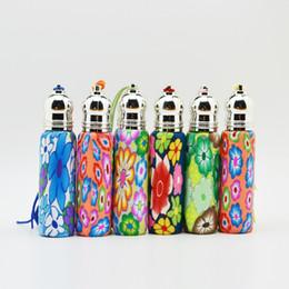 $enCountryForm.capitalKeyWord Australia - YZ-4 1Pcs 10ml Balloon Refillable Empty Atomizer Spray polymer clay Perfume Refillable Bottle Spray Scent Pump Case Mini Size